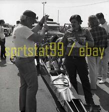 Tom McEwen Hot Wheels Mongoose Rear Engine Dragster - Original Race Negative