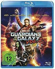 Guardians of the Galaxy 2 [Blu-ray] von Gunn, James | DVD | Zustand sehr gut