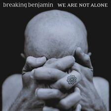BREAKING BENJAMIN - WE ARE NOT ALONE   CD NEUF