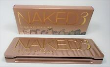 Naked 3 Eyeshadow Palette By Urban Decay *New in Box*