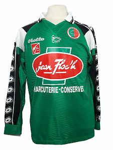 """Maillot foot football shirt jersey Sedan 2000-2001 HOME Taille """"L"""""""