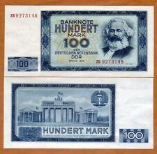 Germany Democratic Republic, DDR, 100 Mark 1964 P-26 UNC Replacement, Karl Marx