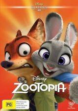 Disney Classics 48 Zootopia DVD NEW Region 4