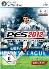 PC Computer Spiel ***** Pro Evolution Soccer 2012 * PES 12 **************NEU*NEW