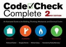 Code Check Complete 2nd Edition : An Illustrated Guide to the Building,...