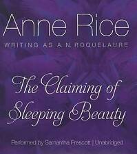 The Claiming of Sleeping Beauty (Sleeping Beauty Series, Book 1) by Anne Rice