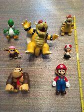 7 Nintendo Figures Assortment