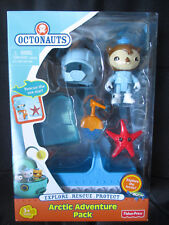 Octonauts Arctic Adventure Pack with Shellington Figure & Acc BRAND NEW & SEALED