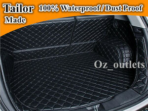 Tailor Made Boot Liner Trunk Cargo Mats Cover fits Subaru Forester 2017 - 2020