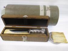 KA-BAR Limited Edition E.W. Stone Knife - 1217EWS - Collectible Knife.