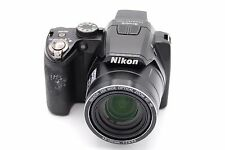 Nikon COOLPIX P100 10.3 MP Digital Camera - Black