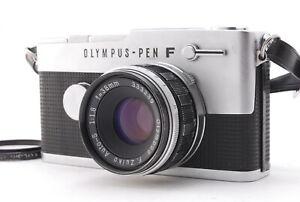 [EXC+++] Olympus Pen-FT SLR Film Camera w/38mm F1.8 Lens from Japan #IEB