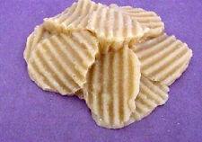 Wax Potato Chips, Fake Wax Food, Food Prop, Decor,1 pc