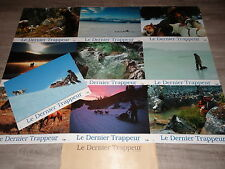 LE DERNIER TRAPPEUR   !  photos cinema prestige lobby cards husky