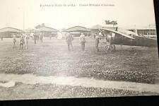 TOUSSUS LE NOBLE CENTRE MILITAIRE D'AVIATION 1911