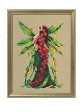 Nora Corbett Cross Stitch Chart. NC248 Castor Bean  Poison Pixies