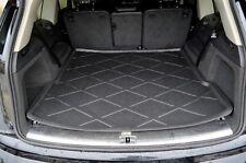 Cargo Trunk Mat Boot Liner Plastic Foam Waterproof for Audi Q7 2008-15