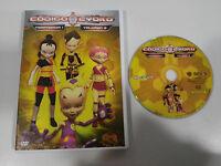 CODIGO LYOKO DVD TEMPORADA 1 VOLUMEN 3 - 5 CAPITULOS ESPAÑOL ENGLISH - AM