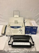Brother Intellifax 1270e Fax Machine Cartridge Used Good Working Condition