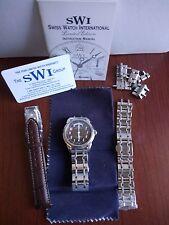 Swiss Watch International A 9240 Automatic Eta 2836-2 Day/Date Limited Edition (