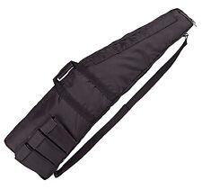 Assault Rifle Cover Case Gun Storage Transport Bag Black Rothco 4807