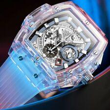Men's Swiss Made Richard Mille Tourbillon Homage Watch quartz's Movement ONOLA