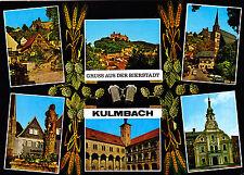 Gruss aus der Bierstadt Kulmbach ; Ansichtskarte 1991 gel.