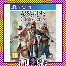 Assassin's Creed: Chronicles PS4 (Sony Playstation 4) Brand New