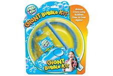 NEW Giant Bubble Kit | Kids Gigantic Bubbles Solution Toys | ihartTOYS