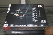 Ninja Gaiden Sigma 2 Collector's Edition (PlayStation 3, PS3) FACTORY SEALED!