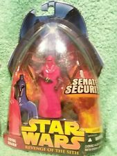 EMPERORs ROYAL GUARD Senate security #23 red |Star Wars Revenge of sith figure