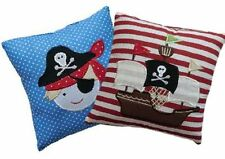 Pirates 100% Cotton Cushions & Covers for Children