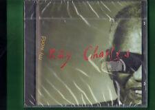 RAY CHARLES  -  MY WORLD CD NUOVO SIGILLATO