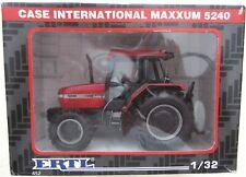 ERTL Diecast CASE INTERNATIONAL MAXXUM 5249 TRACTOR 452 New Box 1:32 1996