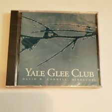 Yale University Glee Club Late 1990s CD David H Connell 1997 1998 1999 New