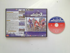 Cycling Manager 3 2003/2004 Simulation/Gestion cyclisme PC FR