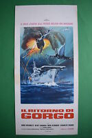 L01 Plakat Die Rückkehr Von Eddy Sahara Ishiro Honda Godzilla König Kong