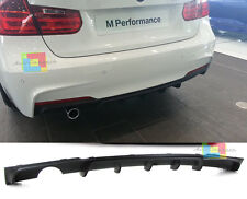 ESTRATTORE BMW SERIE 3 F30 F31 2011+ DIFFUSORE POSTERIORE LOOK M PERFORMANCE