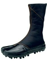 "Japanese Tabi Boots Ninja Shoes Marugo "" Spike 8-2 "" Black 27cm"