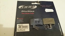 BBB DISCSTOP BBS-491, COMPATIBLE WITH HAYES BRAKES SYSTEM, BLUE
