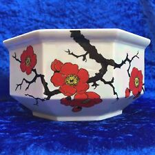 Arkinstall and Sons 'ARCADIAN WARE' Handpainted 'JAPONICA' 7'' Lustre Bowl c1923