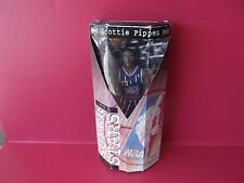 "NBA Super Stars Scottie Pippen 13""in Action Figure Houston Rockets 1997 Mattel"