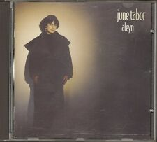 June Tabor ALEYN 12 track CD 1997 Related Oyster Band ao