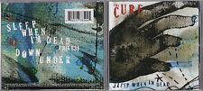 MAXI CD THE CURE 2 TITRES REMIX DE 2008 SLEEP WHEN I'M DEAD NEUF