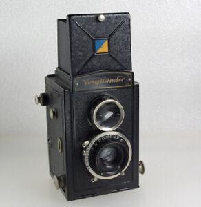 Voigtländer Brilliant 1930's TLR, Skopar Lens, Spares / Repair PLEASE SEE DESC