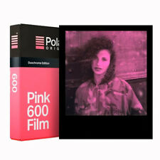 Polaroid Originals 600 DUOCHROME Black & Pink Instant Film-datée 07/17