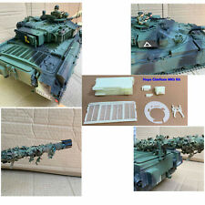 Haya Griva Radio Telecomando Chieftain 1/16 RTR MK5 KIT 7 PZ UK