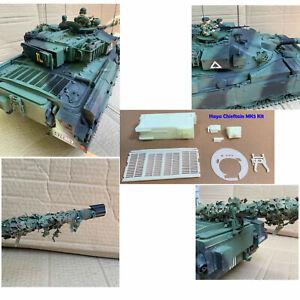 Haya Radio Remote Control Chieftain Tank 1/16 MK5 Kit 7 Pcs UK