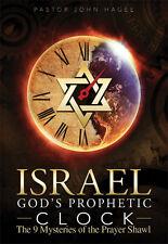 Nine Mysteries of The Prayer Shawl - Single Dvd - Pastor John Hagee - Sept Sale!