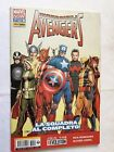 INCREDIBILI AVENGERS 5 MARVEL NOW PANINI COMICS